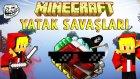 KORKUNÇ SALDIRI! - Minecraft : YATAK SAVAŞLARI! (Bed Wars)