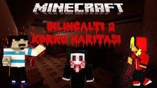 KORKUNÇLU KARILAR HER YERDE! - Minecraft - Bilinçaltı 2 (Korku Haritası)