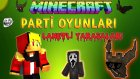 LANETLİ YARASALAR! - Minecraft : EĞLENCELİ  PARTİ OYUNLARI!