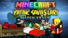 MADENLERİN KRALIYIM! - Minecraft YATAK SAVAŞLARI! (BedWars)