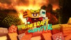 Minecraft - 1.8 - Survival | Bölüm 1 : Tavşan Var Lan !