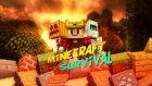 Minecraft - 1.8 - Survival | Bölüm 3 : Üzgün Penguen