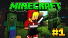 Minecraft | ÇILGIN YENİ ZOMBİLER!! | 1.9 Hardcore Survival - Bölüm 1