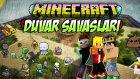 Minecraft DUVAR SAVAŞLARI - ÖLÜMSÜZ TAKIM RUHU! (The Walls) w/ Ahmet Aga,Wolvoroth Gaming