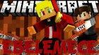 Minecraft - EBELEMECE! - EFSANE KAÇIŞ! (TNT TAG)