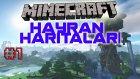 Minecraft - Hayran Haritaları -Bölüm 1