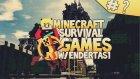 Minecraft Hunger Games Bölüm 4 (Bi Nefes Al Abi)