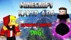 Minecraft - KAYIP ADA! - GİZEMLİ DAĞ'A ÇIKIŞ! : Bölüm 2