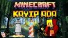 Minecraft - KAYIP ADA! - KORKUNÇ DENİZ FENERİ! : Bölüm 5