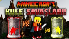 Minecraft : KULE SAVAŞLARI! - HAYATTA KALMA SERÜVENİ! (Tower Defenders)