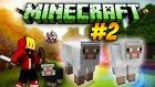 Minecraft | KUZU AVI!! | 1.9 Hardcore Survival - Bölüm 2