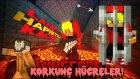 Minecraft - LANETLİ HAPİSTEN KAÇIŞ! : KORKUNÇ HÜCRELER! (Özel Harita)
