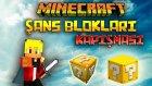 Minecraft - ŞANS BLOKLARI KAPIŞMASI! - Gökyüzü Savaşçıları!
