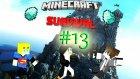 Minecraft Survival | Bölüm 13:Bir Elmas Gördüm Sanki