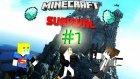 Minecraft Survival | Bölüm 1:EŞŞEK