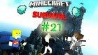Minecraft Survival | Bölüm 21:Chest Odası