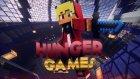 (ÖLÜMÜNE KAÇANLAR!) - Minecraft - Hunger Games - Bölüm 83