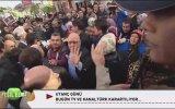 Polislerden Oktay Usta'ya Müdahale