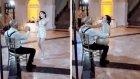 Profesyonel Dansçı Kadından Eşine 'Baştan Çıkarıcı' Düğün Dansı