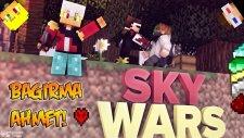(TAKIM RUHU!) Minecraft - Takımlı Gökyüzü Savaşları! (Sky Wars)