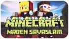 TECAVÜZ ETTİK! - Minecraft : MADEN SAVAŞLARI! w/Ahmet Aga
