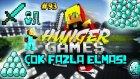Türkçe Minecraft - Hunger Games 93 : ÇOK FAZLA ELMAS! (Açlık Oyunları)