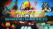 Türkçe Minecraft - Hunger Games 94 : BÜYÜLEYİCİ ELMAS KILIÇ?! (Açlık Oyunları)