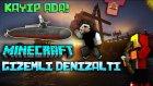Türkçe Minecraft | KAYIP ADA | GİZEMLİ DENİZALTI! - Bölüm 9