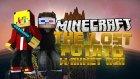 Türkçe Minecraft - Kayıp Patates - Bölüm 1 : Küçük Domuzcuk