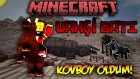 Türkçe Minecraft | KOVBOY OLDUM! | VAHŞİ BATI! - Bölüm 1
