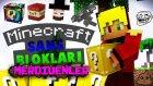 Türkçe - Minecraft : ÖZEL ŞANS BLOKLARI : MERDİVENLER! -2- w/Ahmet Aga