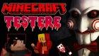 Türkçe Minecraft - TESTERE (Saw) - Korkunç İşkenceler!