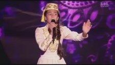 Ukrayna O Ses Tatar Kız