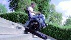 Basamaklar Artık Sorun Değil! Engel Tanımayan Tekerlekli Sandalye