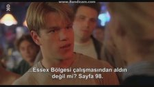Can Dostum (1997) - Will'in Harvard'lı Gavata Verdiği Efsane Ayar