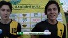 San Marino Niggaz in Doktorlar İstanbul 2015 İddaa Rakipbul Kapanış Ligi Maçı Maçın Röportajı