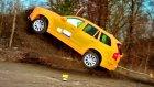 Volvo XC90 Çılgın Kaza Testinde