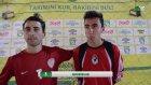 İddaa RakipBul Antalya Ligi Seferoğulları maç sonu röpotaj