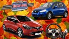 City Car Driving // Suzuki vs Renault