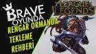 26/9/18 Tek Taşıyan Rengar | Ormancı | Elmastan Şampiyonluğa #32 | League of Legends