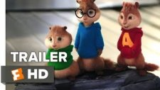 Alvin and the Chipmunks: The Road Chip (2016) Fragman