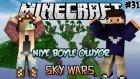 OYNAYAMADIM :( - Sky Wars - Minecraft Gökyüzü Savaşları