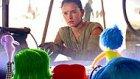 Star Wars: The Force Awakens Fragmanını İzleyen Inside Out Animasyonlarının Tepkileri