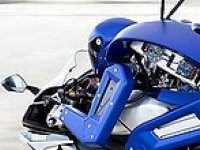Yamaha'dan Motosiklet Süren Robot: Motobot