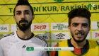 Kartal Sk / Kıranköy Spor / Maçın Röportajı / Kocaeli