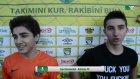 CarmenKabataş İstanbul 2015 İddaa Rakipbul Kapanış Ligi Maçı Maçın Röportajı