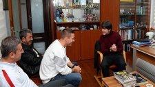 Löw ile Hamzaoğlu Florya'da buluştu