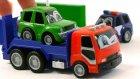 Çizgi Film - Polis arabası Max e trafik işaretini öğretiyor