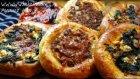 Karışık Pastane Pizzası / Ayşenur Altan