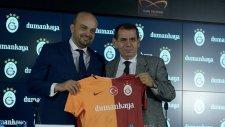 Galatasaray, Dumankaya İnşaat ile sponsorluk anlaşması imzaladı